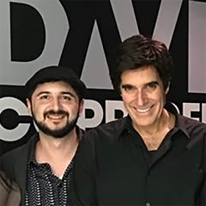 David CopperfieldWorld's #1 Illusionist